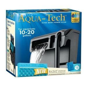 Aqua tech power filter for 10-20 gallons fish tank